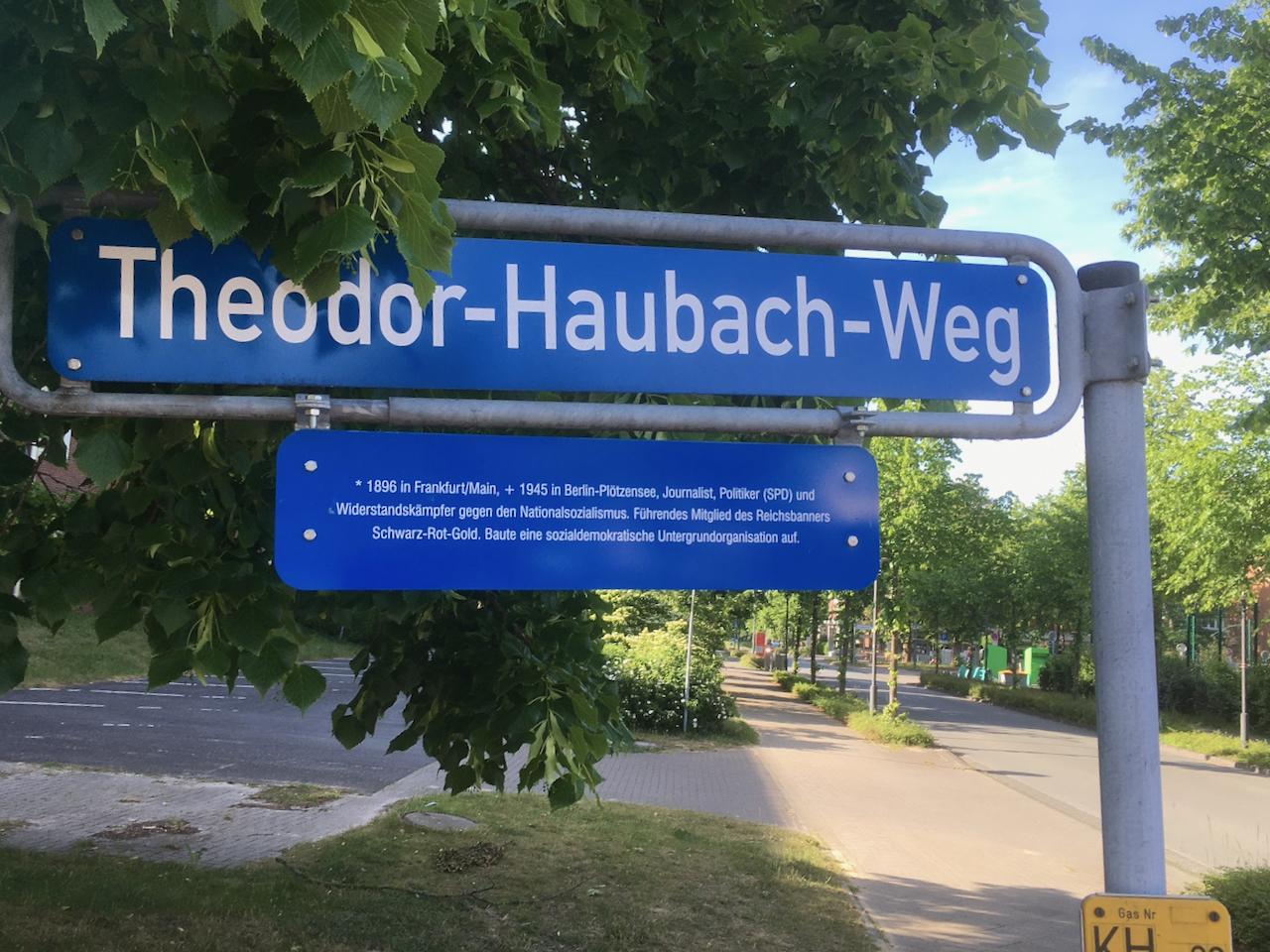 Straßennamen in Ottenbeck – eine besondere Geschichte